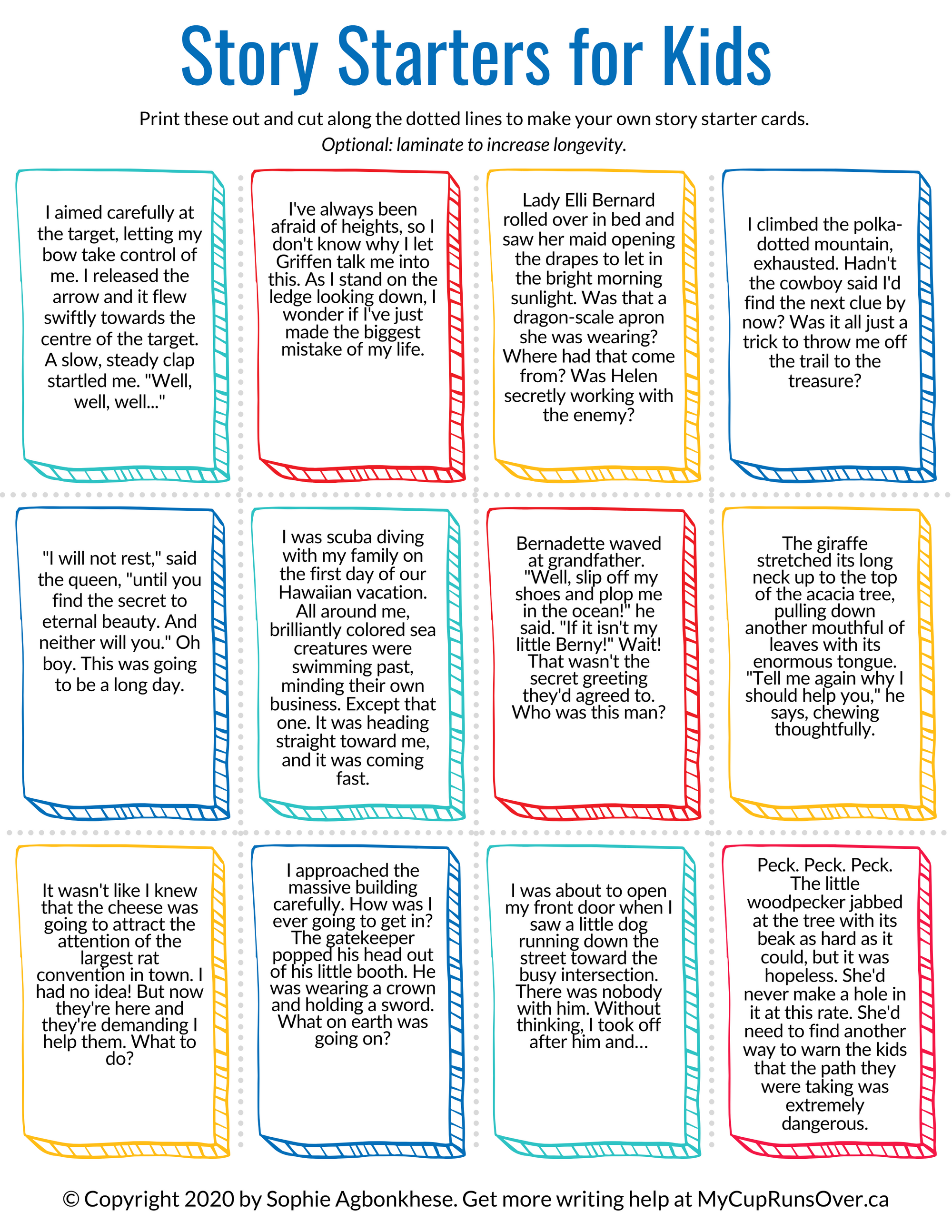Pin On Writing Prompts For Kids