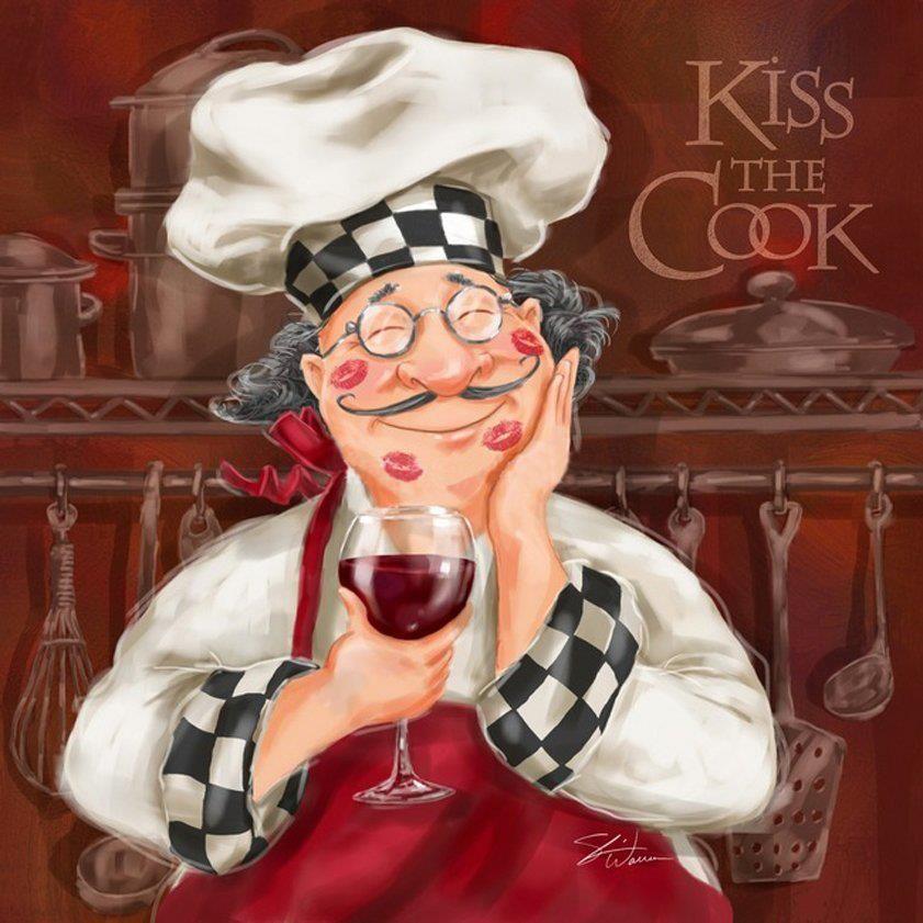 Berühmt Koch Küchendekor Ebay Bilder - Ideen Für Die Küche ...