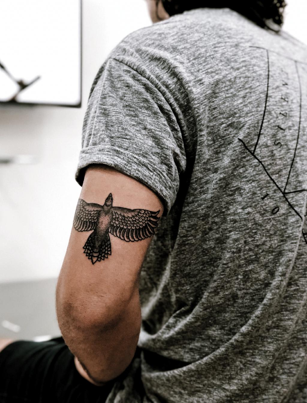 Tricep Tattoo Eagle Tattoo Arm Tattoo Tricep Tattoos Eagle Tattoo Arm Tattoo