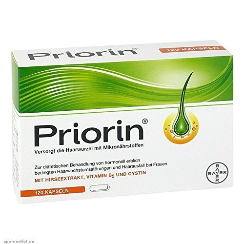 Http Www Thecoiffeur Com Priorin Capsules 120 Pieces Anti Hair Loss Medicine Packaging Skincare Online