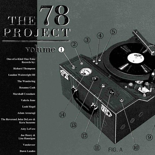'The 78 Project: Volume 1' (Jan 28)
