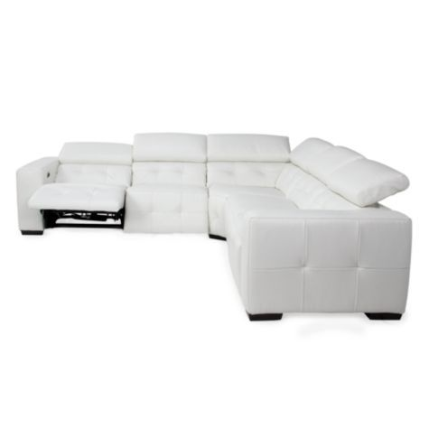 Bleeker Powered Reclining Sectional From Z Gallerie Linda