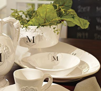 I love this collection from Pottery Barn!