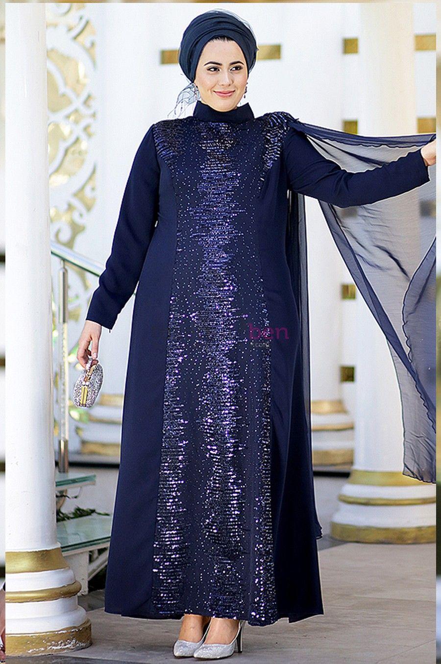 Buyuk Beden Tesettur Abiye Elbise Modelleri Elbise Modelleri Batik Elbise Elbise