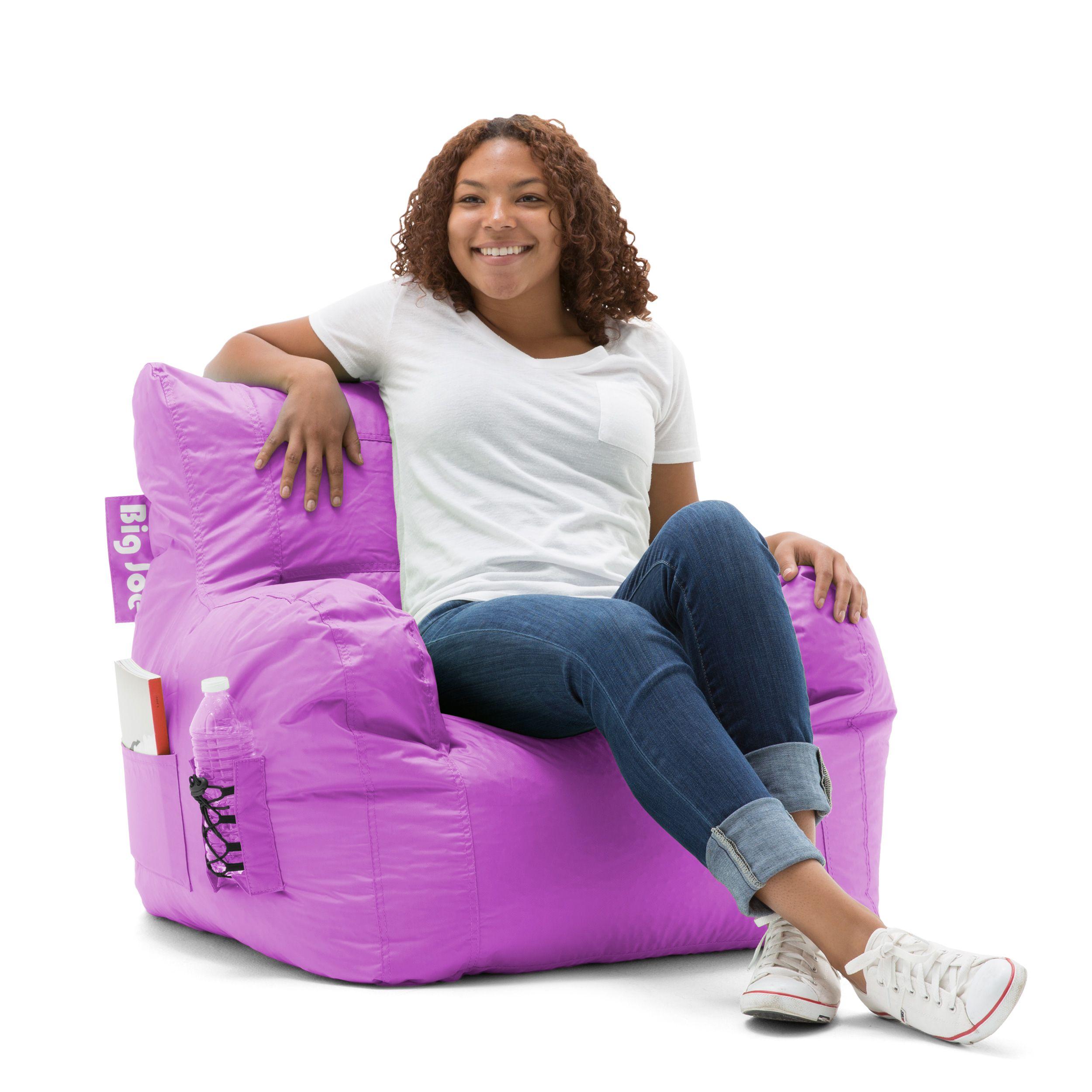 Home Bean bag chair, Big bean bag chairs, Football bean bag