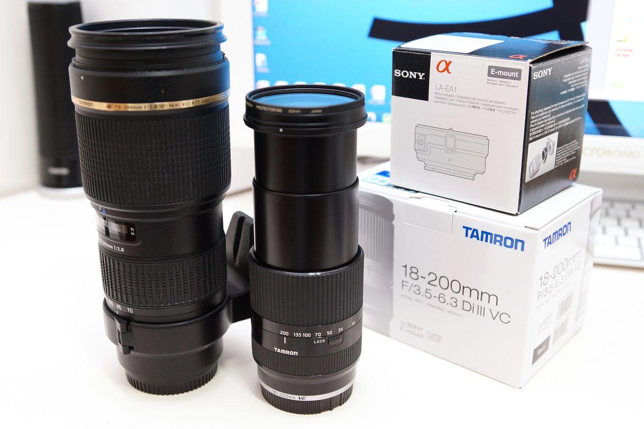 Tamron 18 200mm Tamron 70 200mm Tamron Binoculars Gadgets