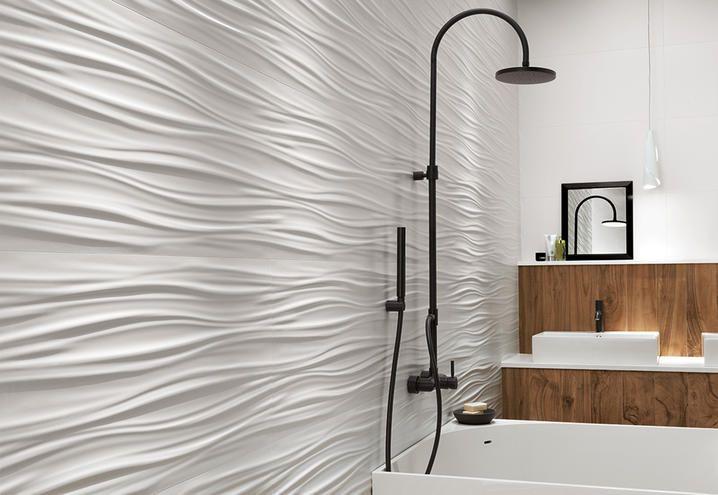 Atlas Concorde Rivestimenti 3d Wall Design 11 Trendy Bathroom Tiles Wall Cladding Wall Design