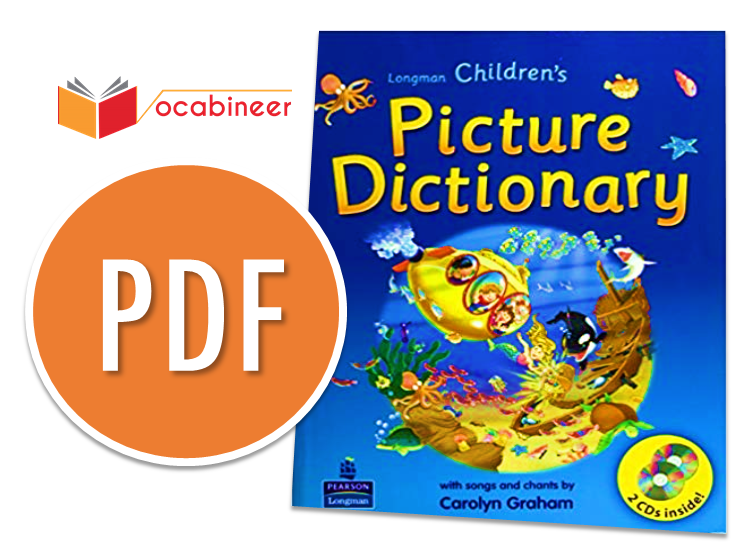 Picture Book Picture Dictionary Basic English Sentences Dictionary For Kids