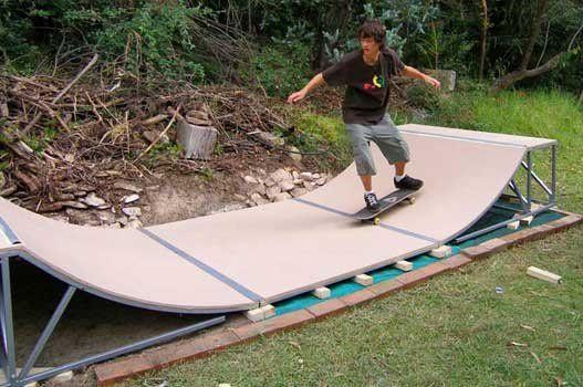 Railslide Micro Mini Ramp Mini Ramp Skateboard Ramps Skate Ramp