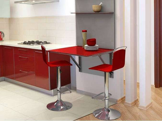 Awesome Cucine Con Tavoli Estraibili Pictures - Design & Ideas ...