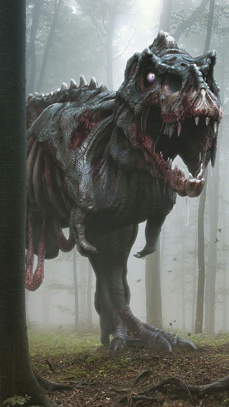 Photo of Zombie T-Rex