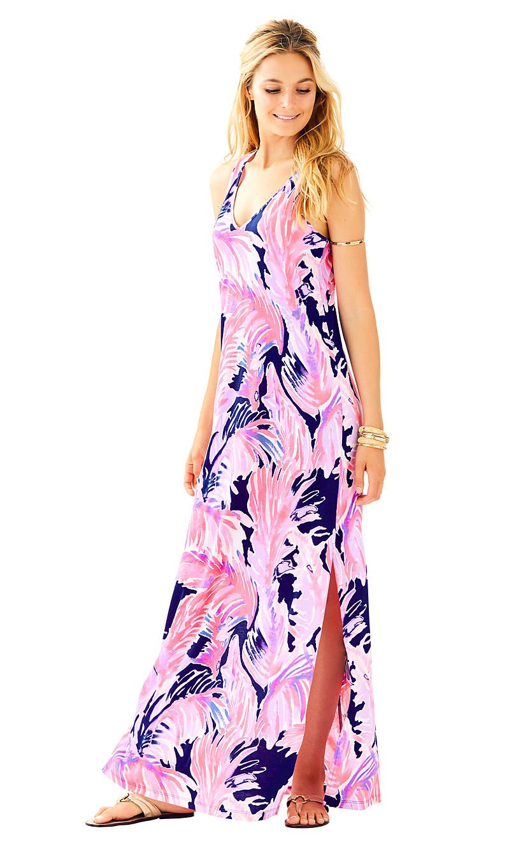 Kerri Maxi Dress | 25987 | Lilly Pulitzer | Stylin | Pinterest
