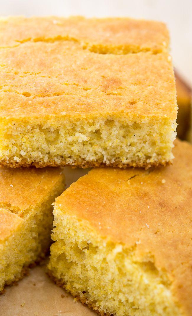 Easy Buttermilk Cornbread Recipe Homemade Sweet Cornbread Recipe Sweet Cornbread Easy Buttermilk Cornbread Best Cornbread Recipe
