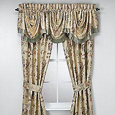 Window Panels Treatments Grommet Rod Pocket More Styles Valance Window Panels Drapes Curtains