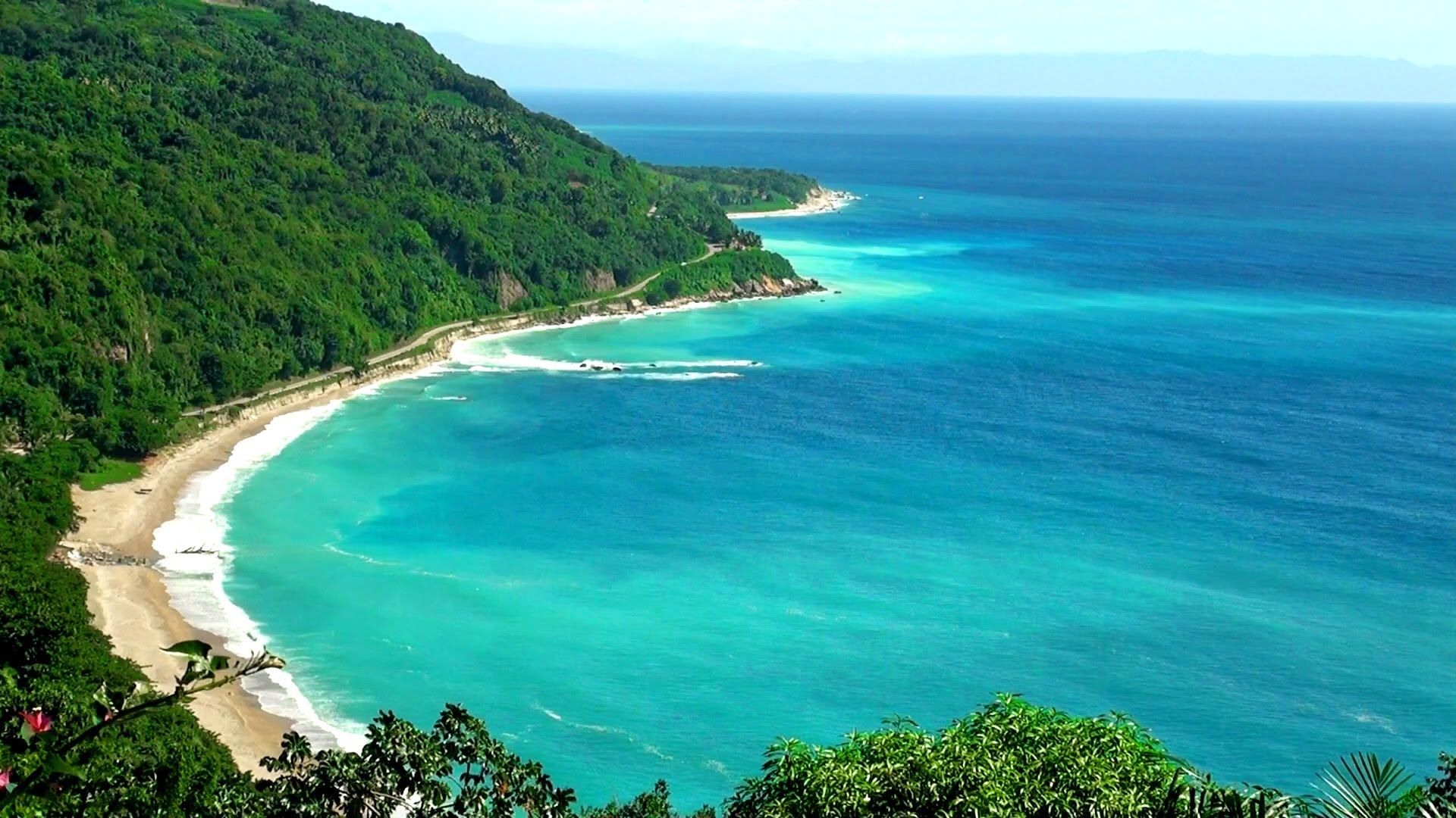 Tropical Island Beach Ambience Sound: Those Relaxing Sounds Of Waves