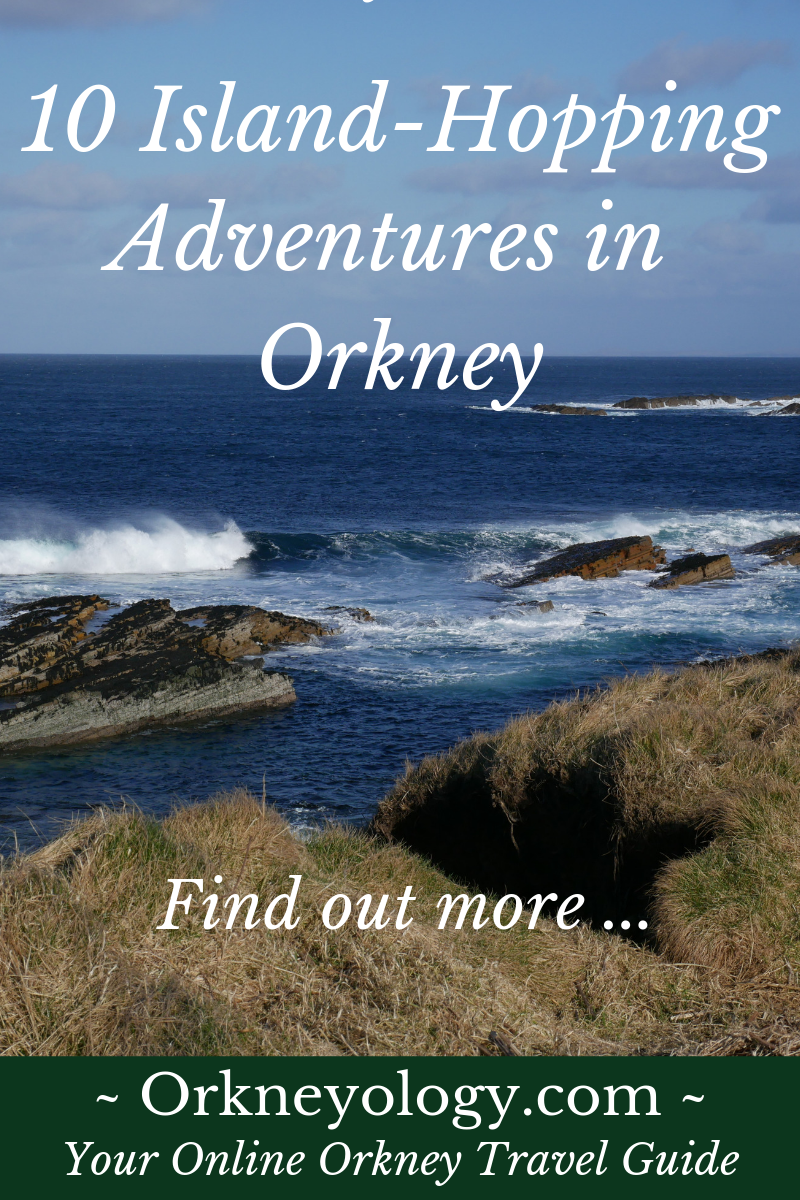 Get Carried Away in Scotland's Orkney Islands #orkneyislands