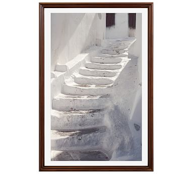 White Stairs by Lupen Grainne, 28 x 42\