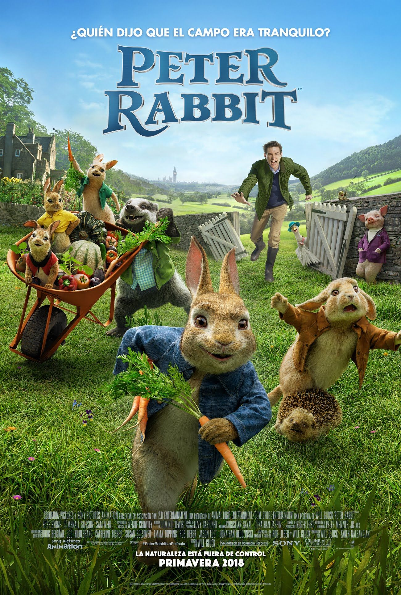 the tale of peter rabbit 1991 trailer
