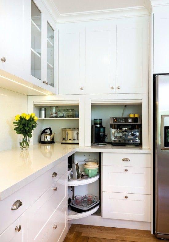 Kolay ve Ucuz Yolda Mutfağınızı Düzenleyebileceğiniz 18 Sürpriz Fikir #kitchenremodelsmall