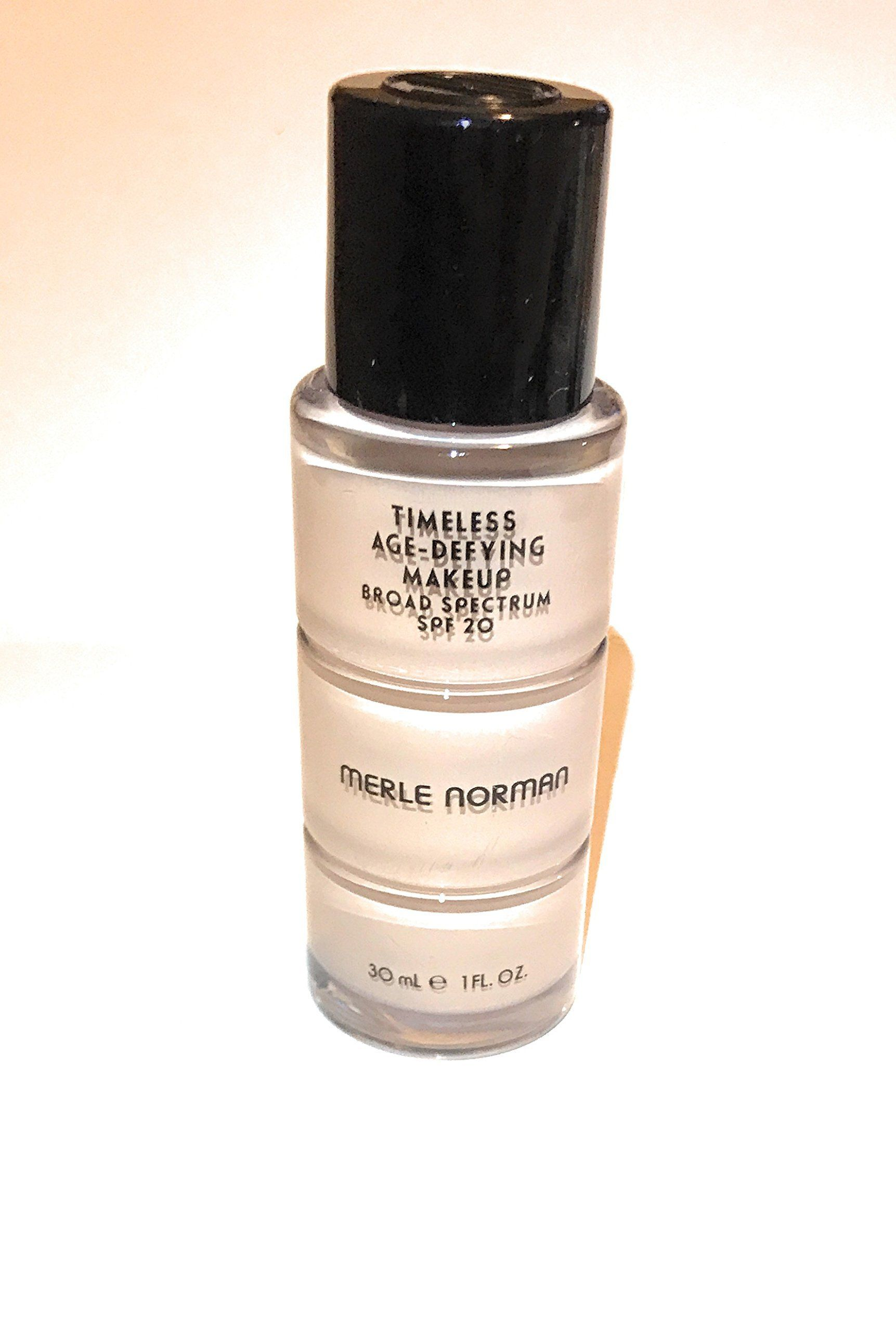 Merle Norman Timeless foundation. Coverage Medium to Full
