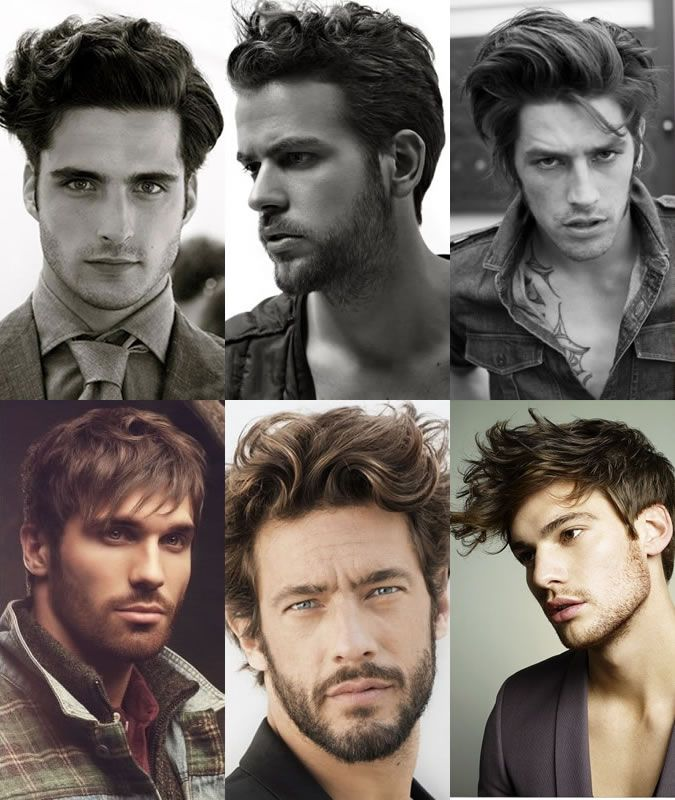 Magnificent Get The Right Haircut Key Mens Hairdressing Terminology Short Hairstyles Gunalazisus
