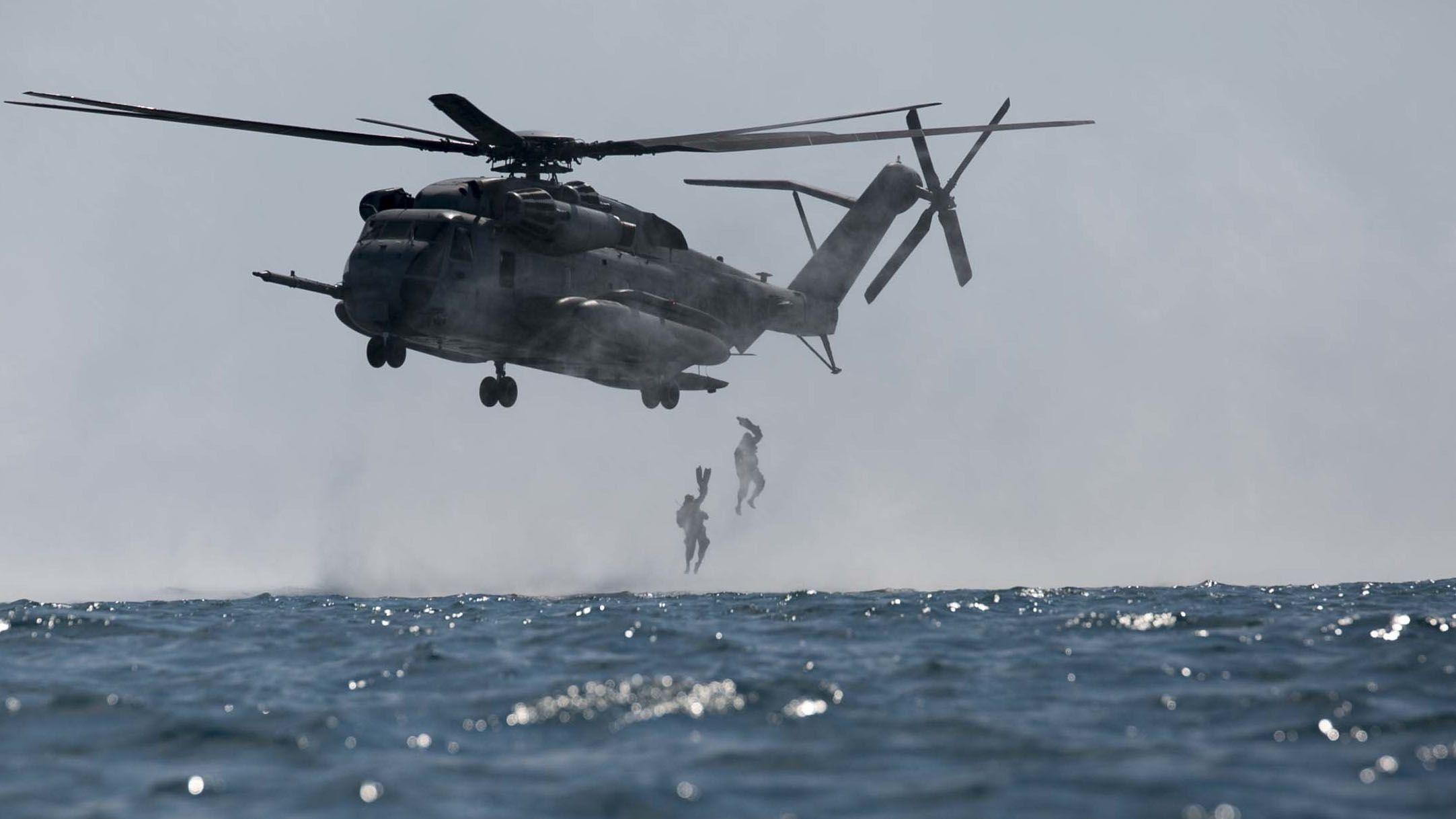 WHITE BEACH NAVAL FACILITY, Okinawa, Japan - Marines ...