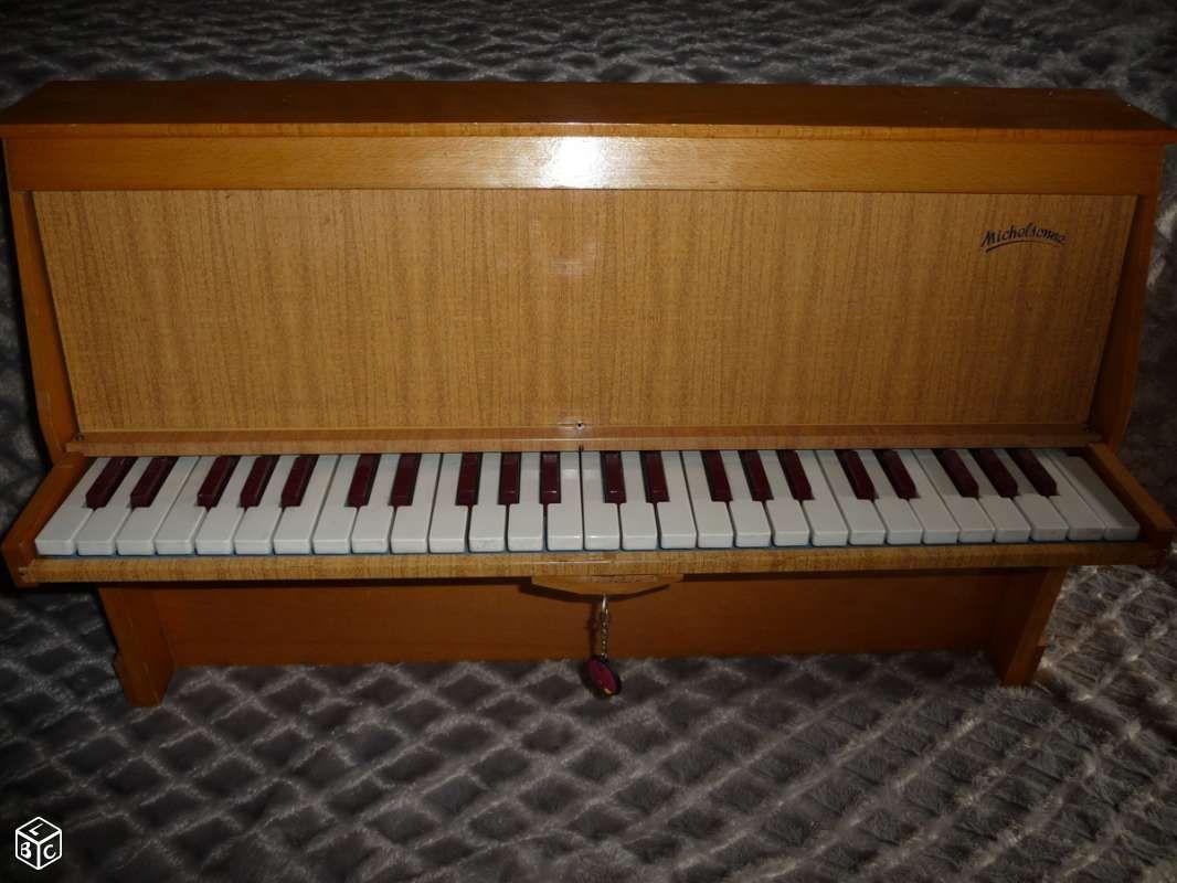 Piano Michelsonnde 49 Touches Jeux Jouets Aveyron Leboncoin Fr
