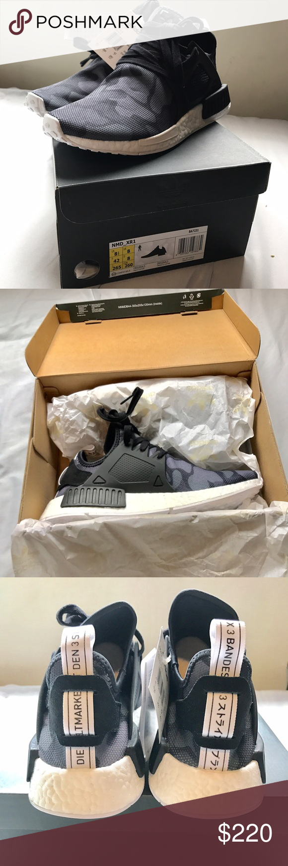 Sold Sold Sold nwt Adidas Sko, Sko sneakers and Camo d9035a