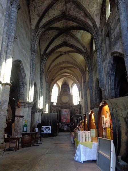 Eglise des Jacobins (Poligny)