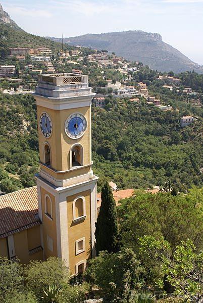Chapelle de la Sainte Croix ~ Eze, France