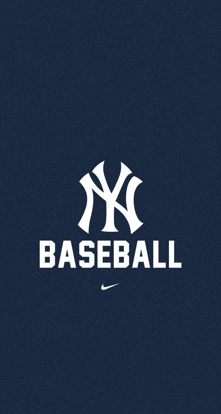 Yankees Baseball Iphone Wallpaper