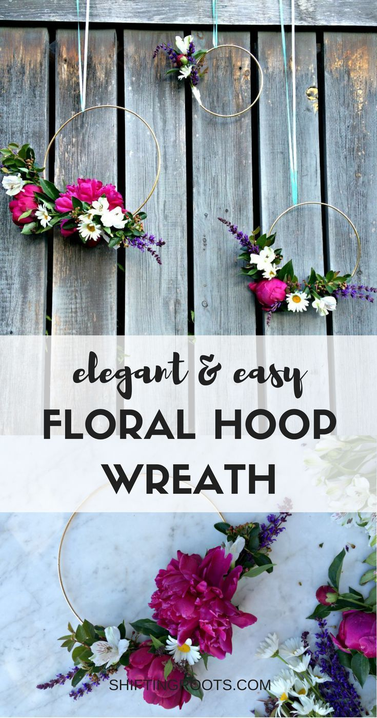 Title of your Article  Shifting Roots  Pinterest  Floral hoops