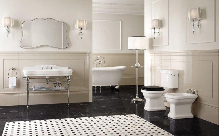 Colección de muebles clásicos de baño Melody de Devon \ Devon