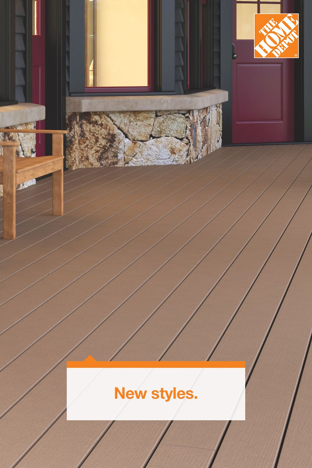 Wake Up To Your Dream Deck In 2020 Patio Deck Designs Home