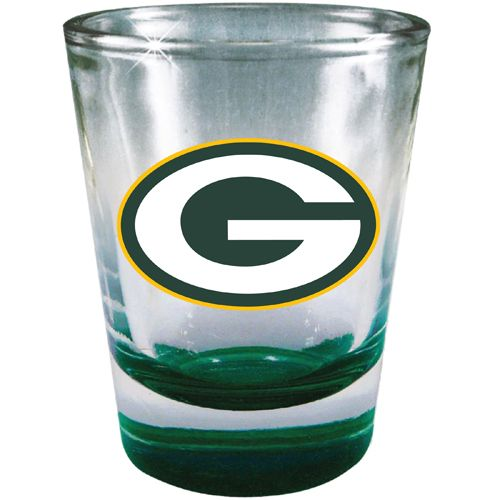 Seattle Seahawks 2oz. Cordial Bottoms Up Collector Glass