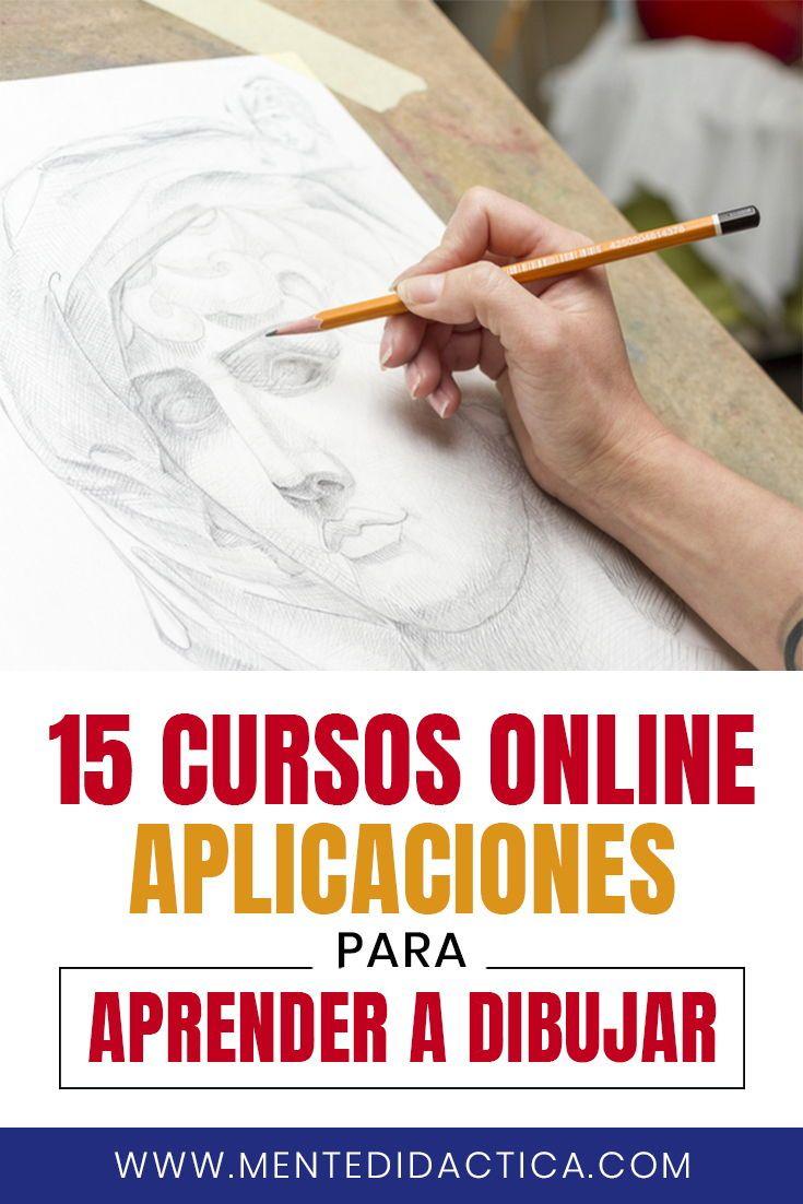 15 Cursos Online Para Aprender A Dibujar Cursosonline Dibujar Aprender A Dibujar Como Aprender A Dibujar Libros De Dibujo Pdf