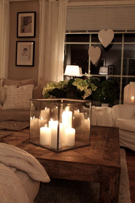 Amazing Home Decor Ideas To Inspire You For A Romantic Living Coffee Table Decor Living Room Living Room Coffee Table Decor