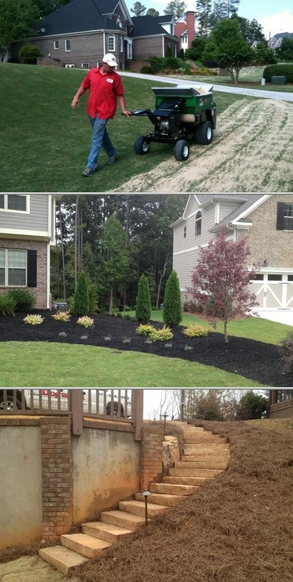 Dogwood Landscaping Llc Is Committed To Provide High Quality Services That Transcend Customer Expectations This Company Is E Lawn Care Landscape Yard Project