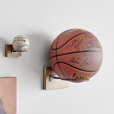 Wood Ball Holder