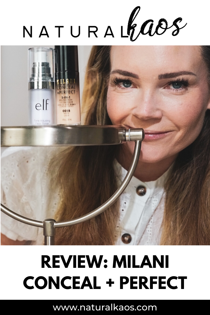 CHEAP Drugstore MAKEUP REVIEW in 2020 Milani conceal and