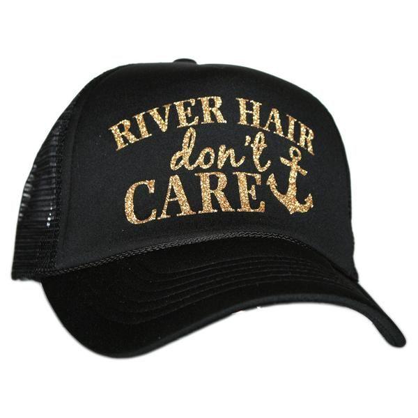 Katydid River Hair Dont Care Trucker Hat