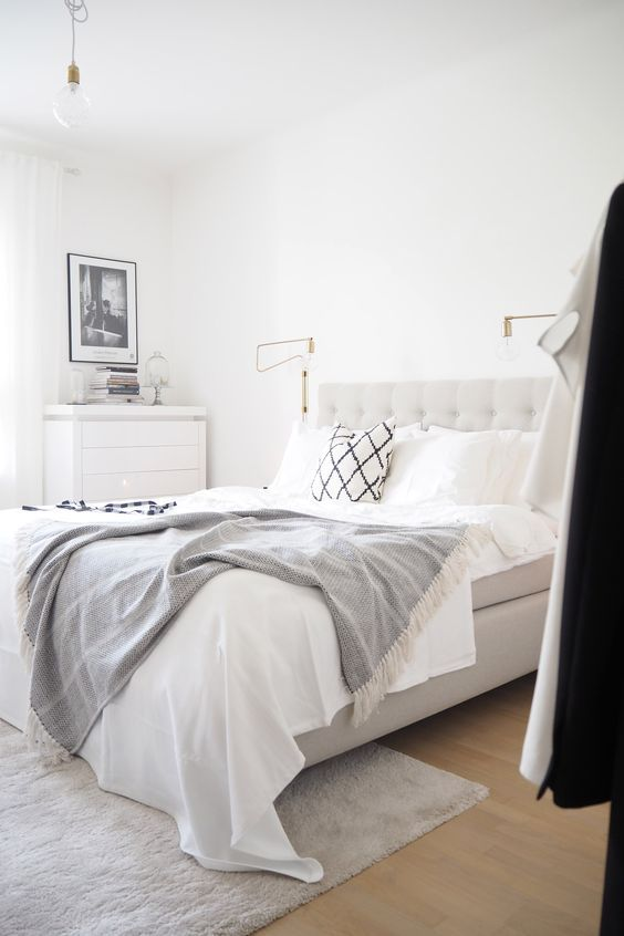 Pick A Neutral Color Palette For Your Sheets Bed Pillows