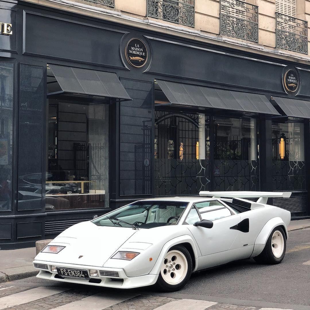 Lamborghini Countach Modification Of The Coolest Cars The Are
