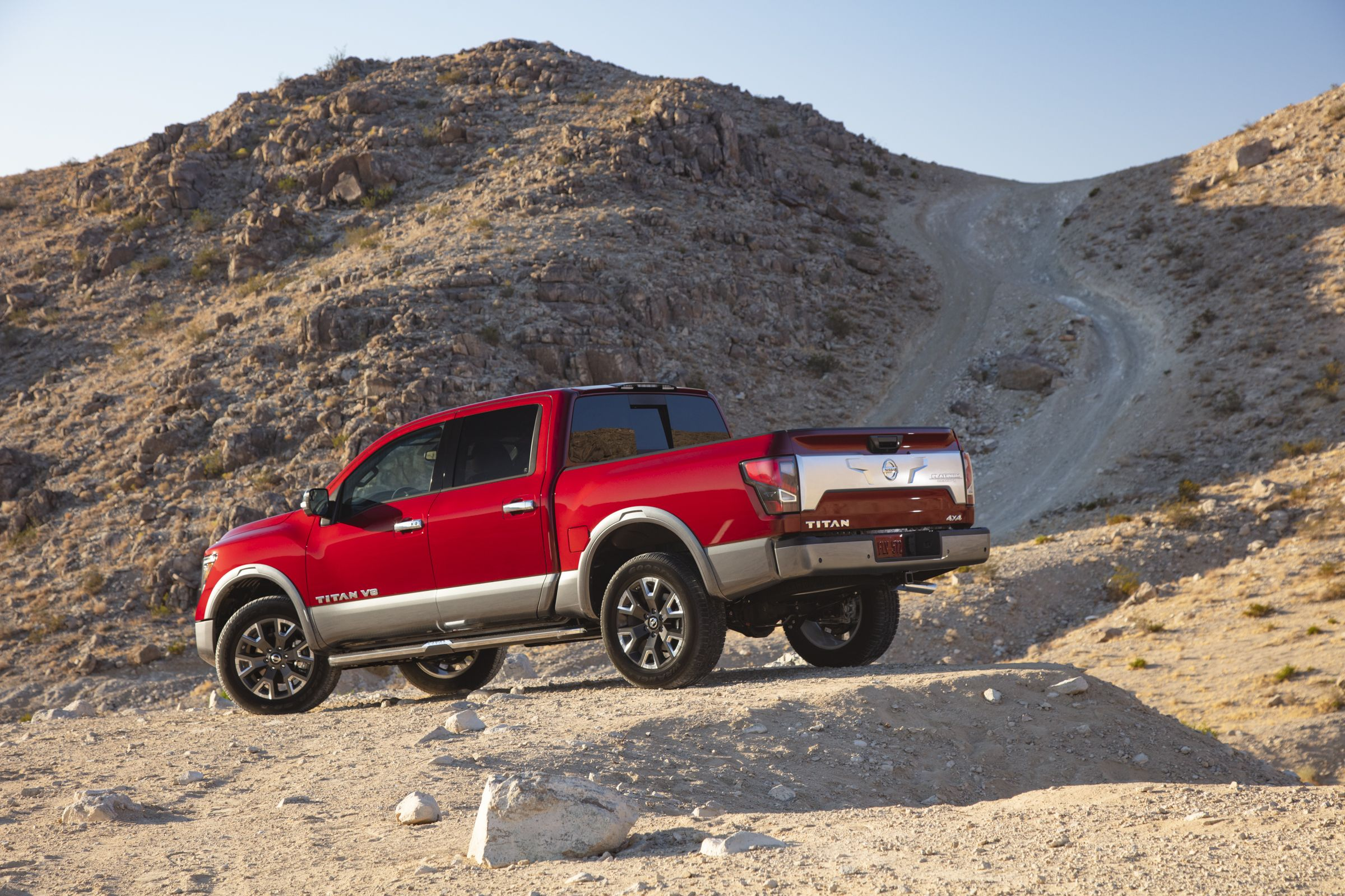 2020 Nissan Titan Platinum Reserve All The Luxury And Technology You Need To Arrive In Style Nissan Titan Nissan Nissan Trucks