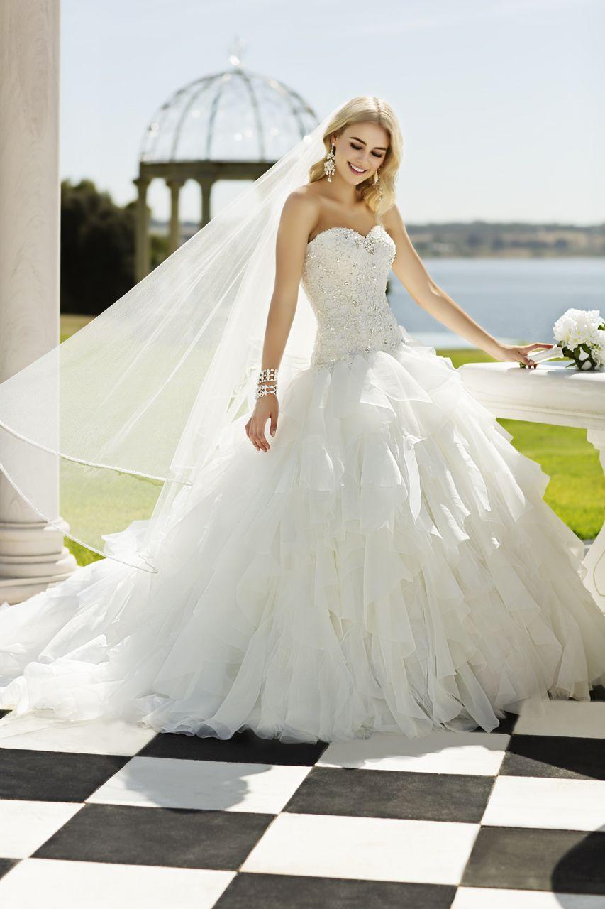 Wedding Gown Gallery | Stella york, Wedding dress and Wedding