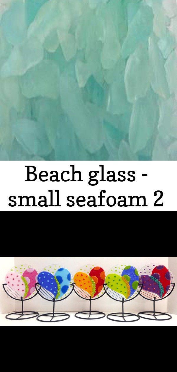 Photo of Strandglas – kleiner Seeschaum 2