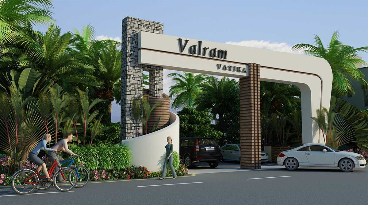 Modern Entrance Gate Elevations Google Search Entrance Gates Design Main Gate Design Gate Designs Modern