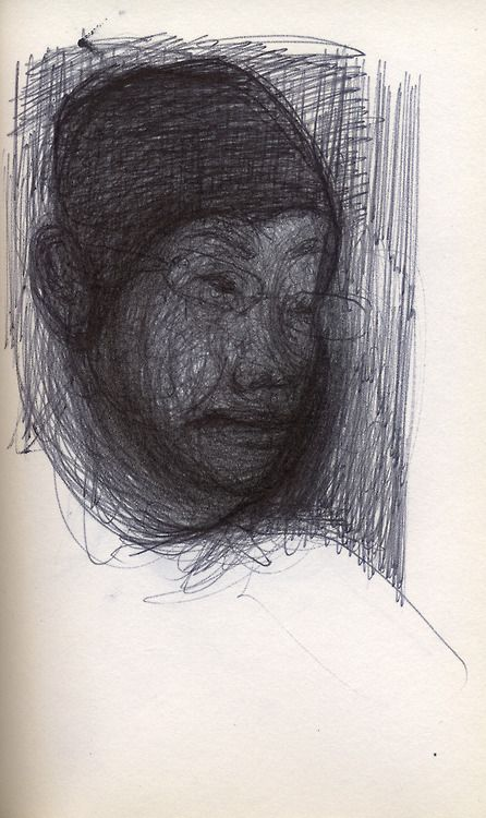 Drawing by Jordi Abello