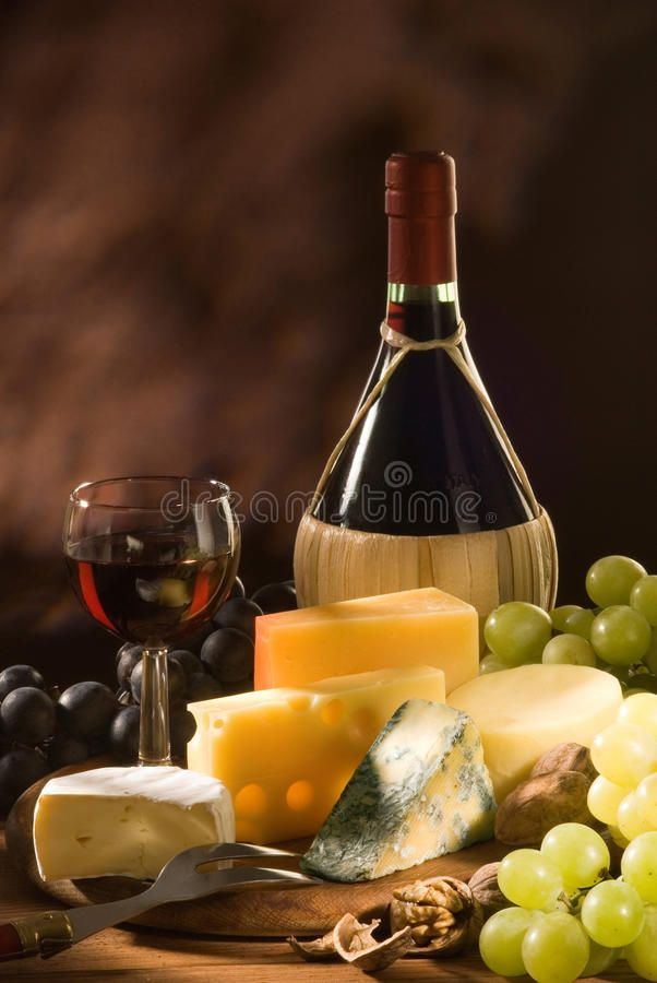 Cheese and Wine stock photo. Image of dairy, delicious - 11531802 Cheese and Wine stock photo. Imag