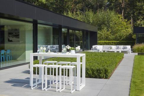 Fermo hoge barstoel - Overstock Garden Tuinmeubelen